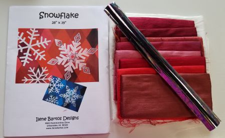 Snowflake Kit - Red